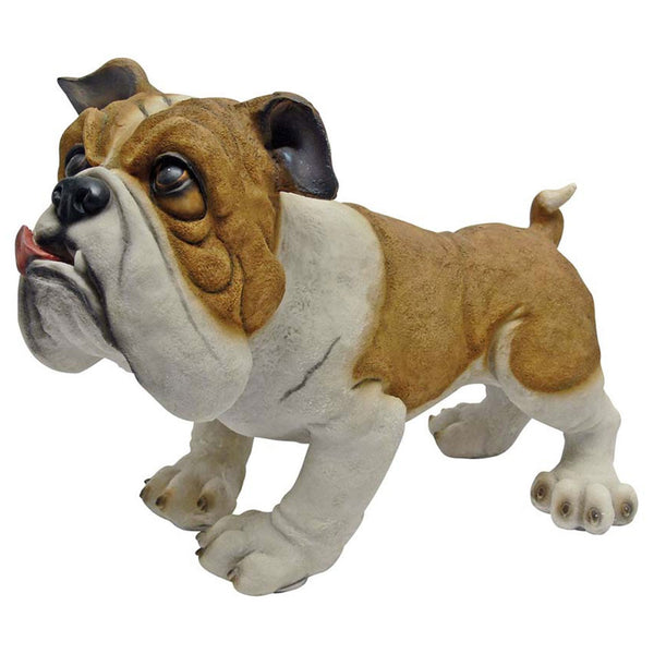 Winston the British Bulldog Statue -  -  Little British Shop - 2