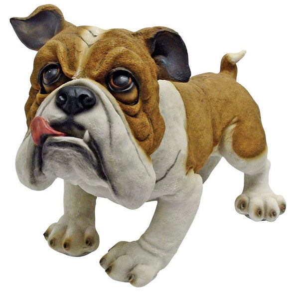 Winston the British Bulldog Statue -  -  Little British Shop - 1