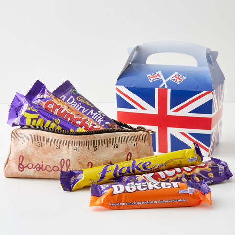 10 Best British Candy Bars Chocolate Selection -  -  Little British Shop