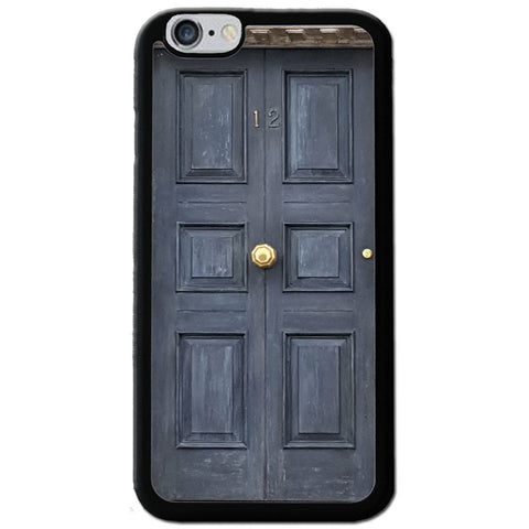 Harry Potter 12 Grimmauld Place Door Phone Case - iPhone 7 -  Little British Shop