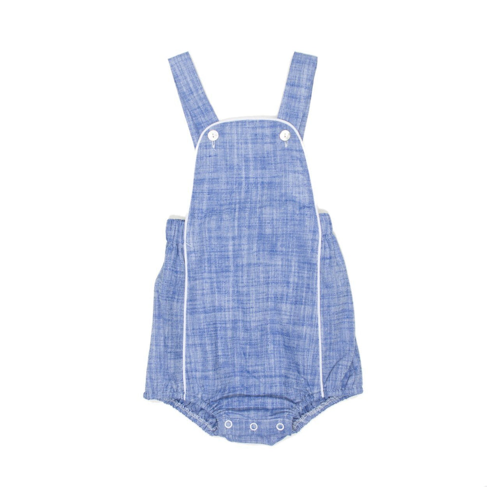Andre Chambray Romper