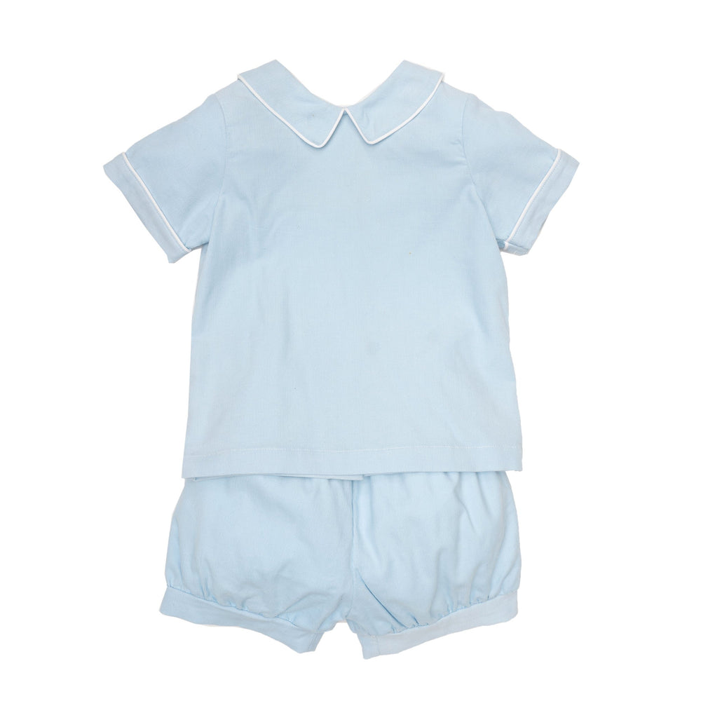 Brett Blue Short Set