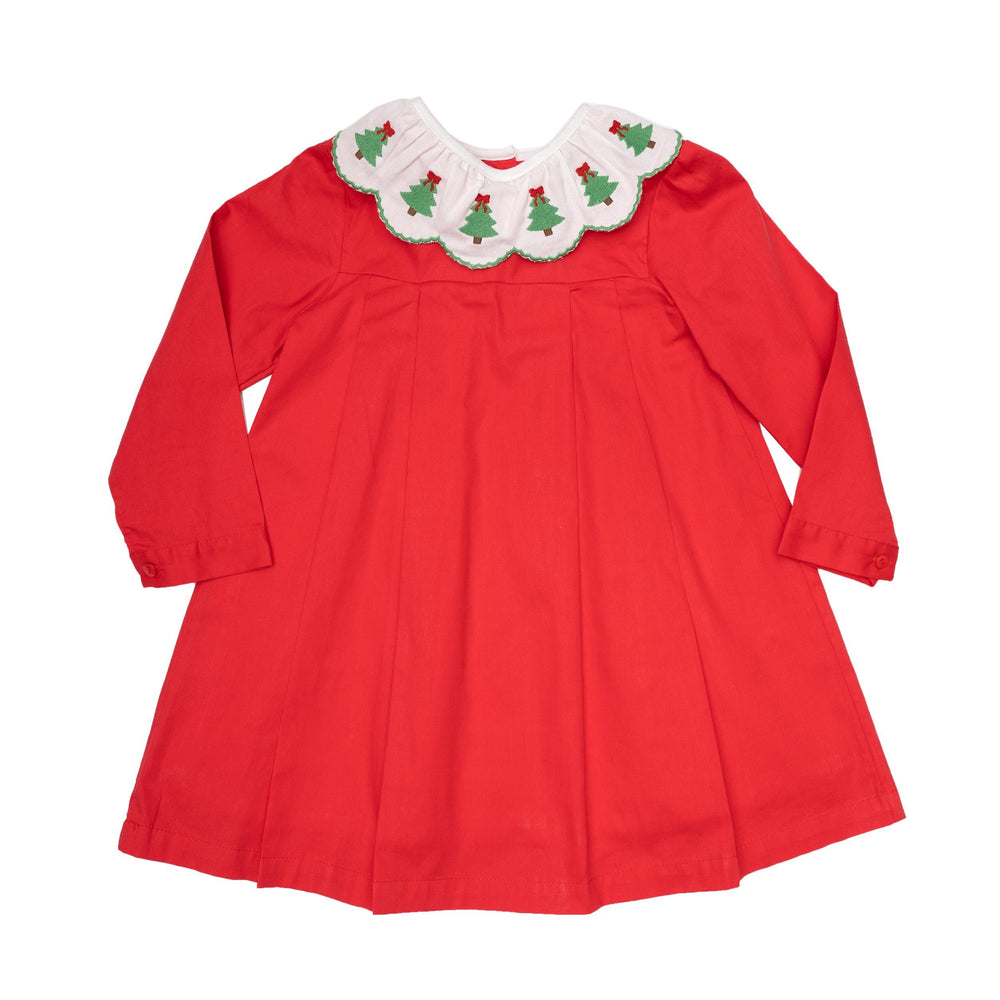 Casidey Red Christmas Dress
