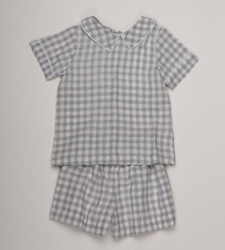 Cohen Grey Short Set