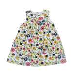 Darby White Floral Dress
