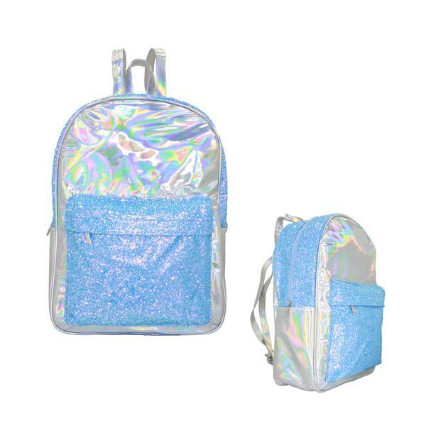 Blue Large Disco Vibe Backpack