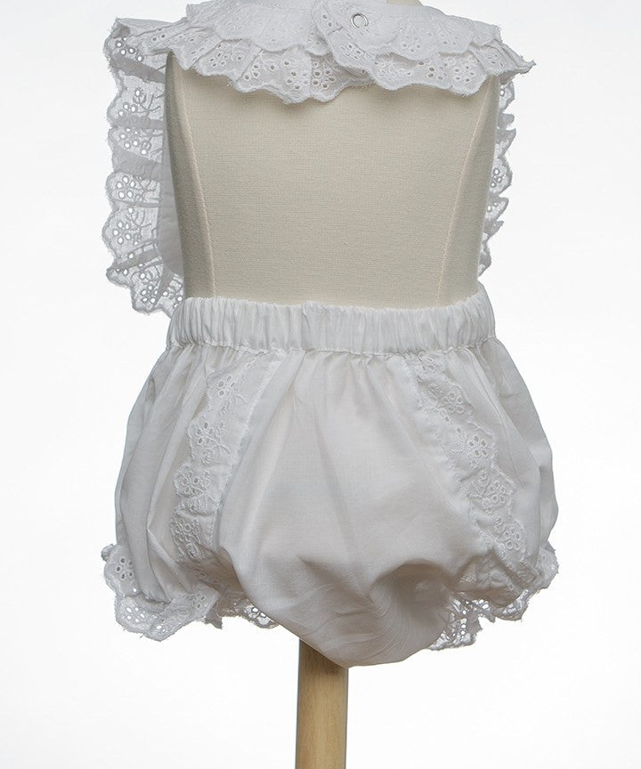 Girls Lace Bloomers