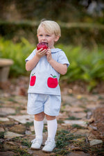Bradley Apple Pocket Short Set Fall18 Fave