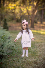 Bella Long Sleeve Girls Dress Fall18