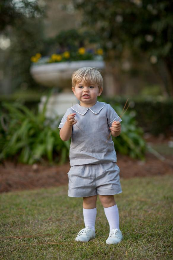 Briggs  Boys Short Set Fall18