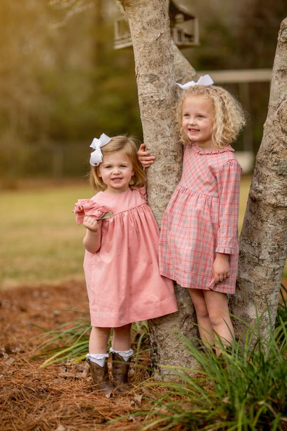 """Hadley"" Girls Dress Fall18"