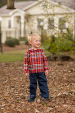 """Jason""  Boys Pant Set Fall18 Fave"