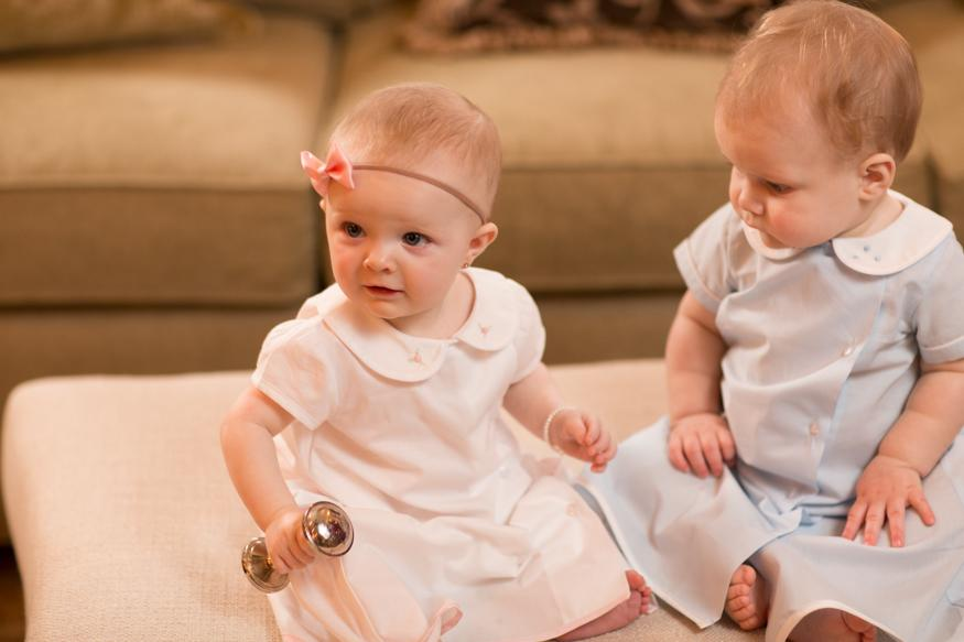 Infant gowns for boys and girls