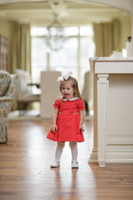 Kara Red Dress-