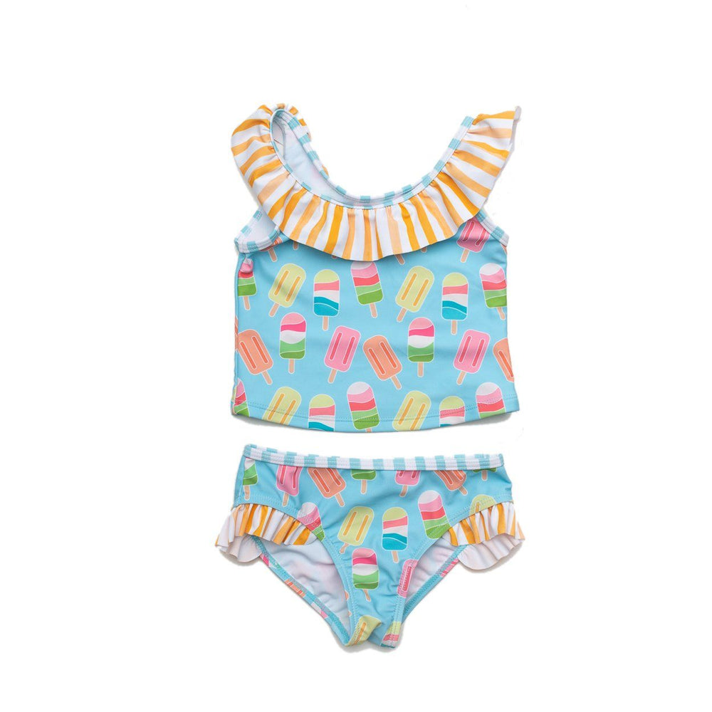 Ice Cream Two Piece Swimsuit