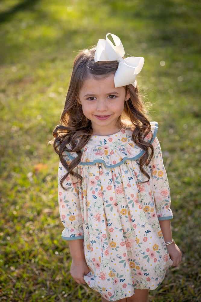 Kiersten Floral Bloomer Set