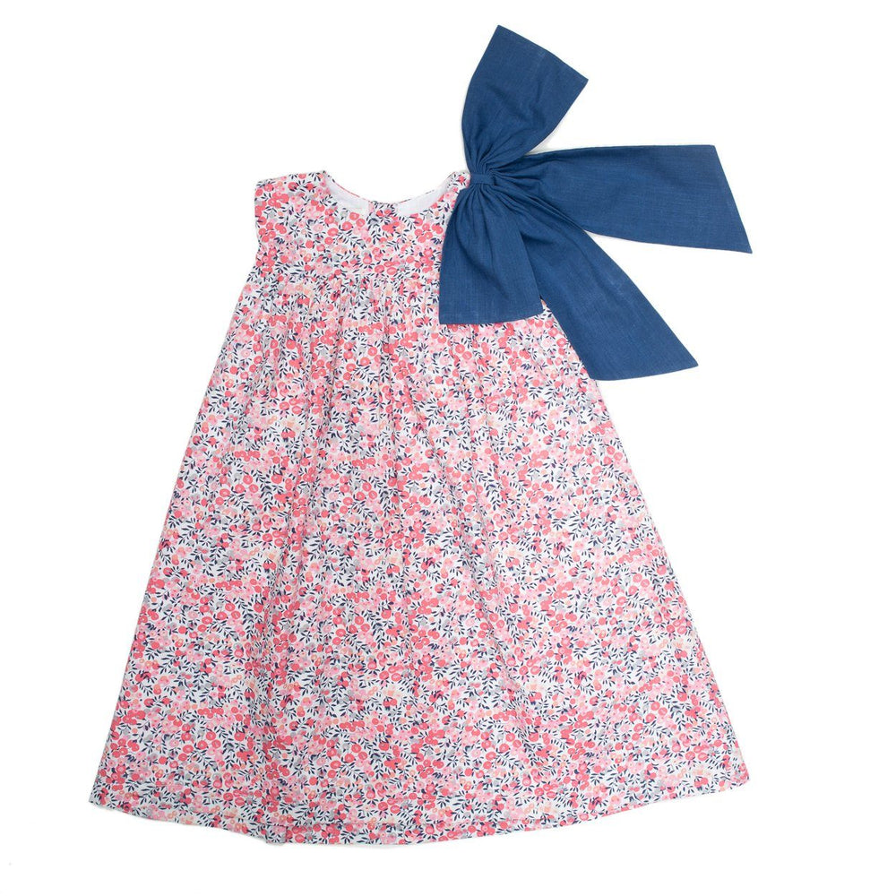 Kolbi Poppy Bow Dress
