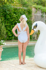 Rosemary Ice Cream One Piece Swimsuit