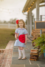 Makenna Apple Dress