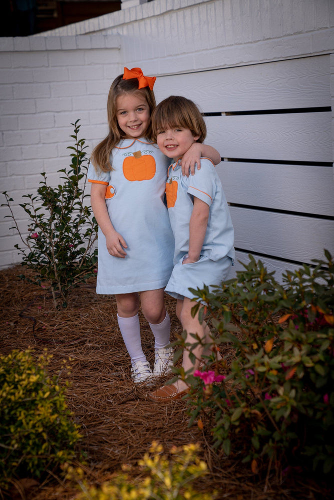 Penelope Pumpkin Dress