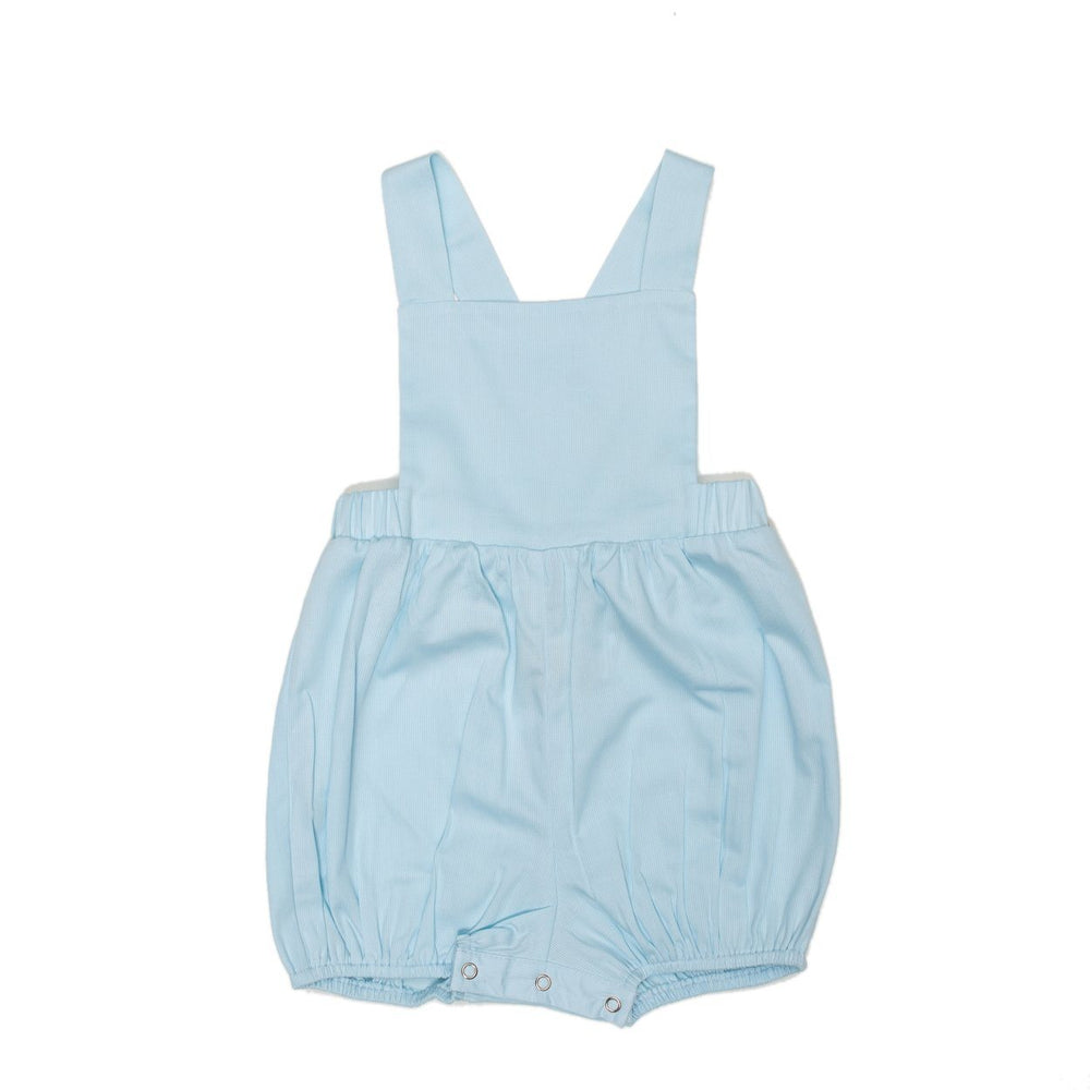 Will Blue Striped Sunsuit