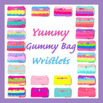 Scented Gummy Bag Wristlet