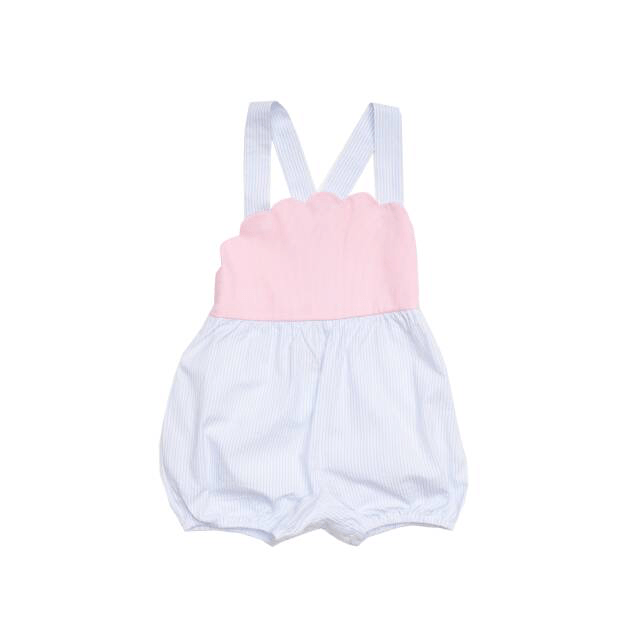Brooke Pink and Blue Sunsuit