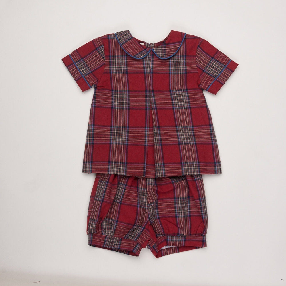Maddox Red Madewell Set