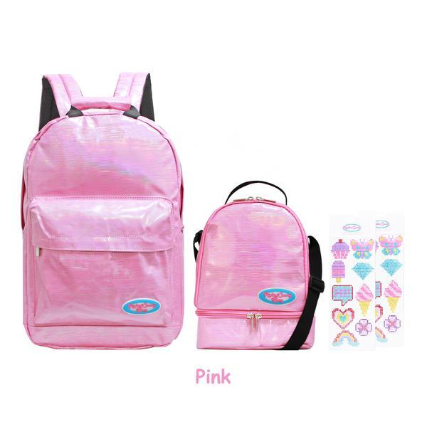 Pink Rockin Candy Lunch Bag