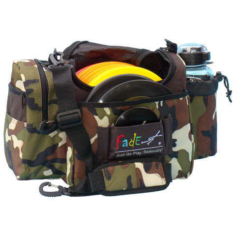 Fade Gear Camo Crunch Bag