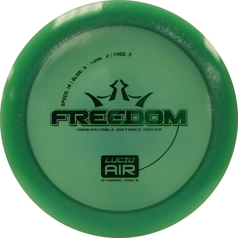 Air Lucid Freedom
