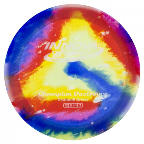 Tie-Dye Champion Destroyer