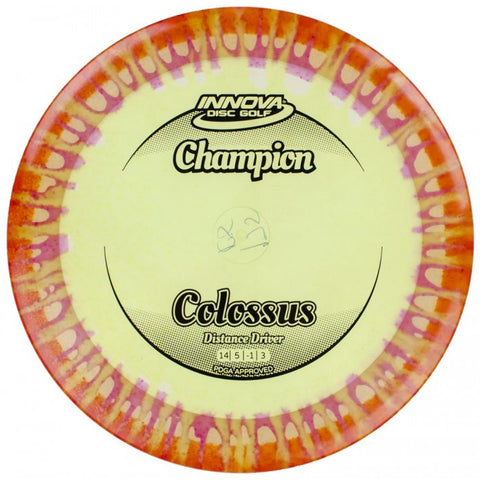 Tie-Dye Champion Colossus