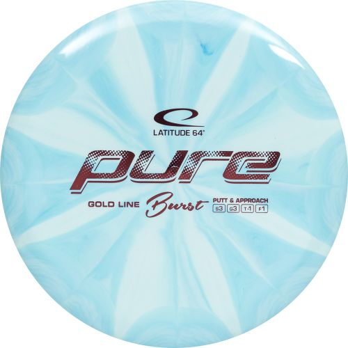 Gold Line Burst Pure