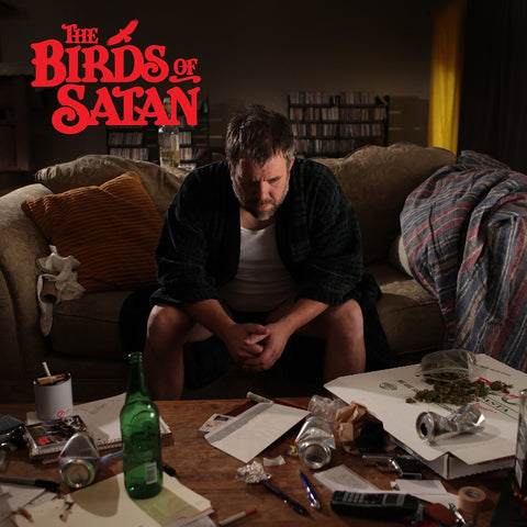 Birds of Satan Self-Titled Vinyl -