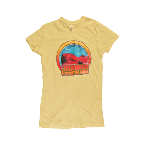 Red Mountain Girl's Tee -