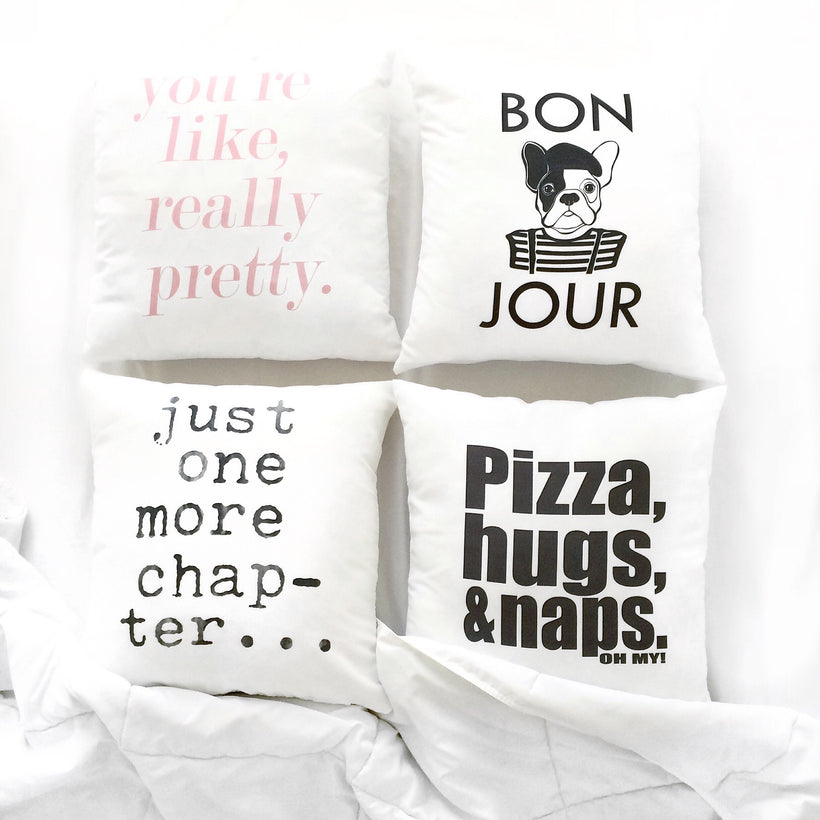 Throw/ Toss Pillow Cases