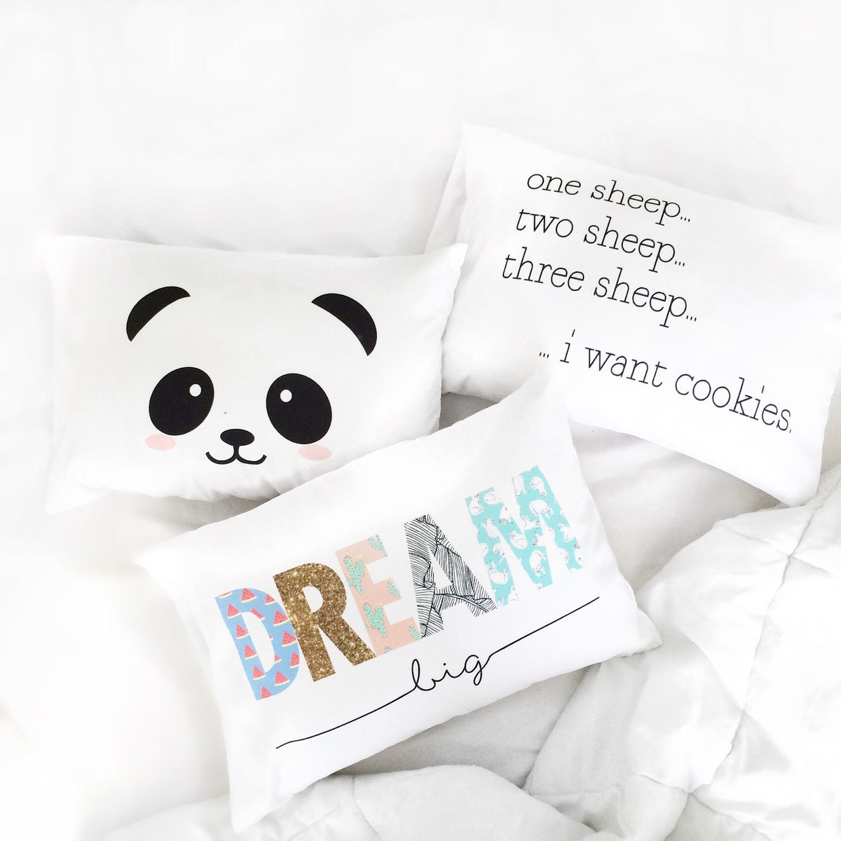 Toddler and Crib Pillows