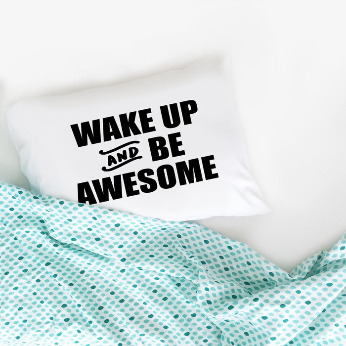 Fun & Motivational Pillowcases