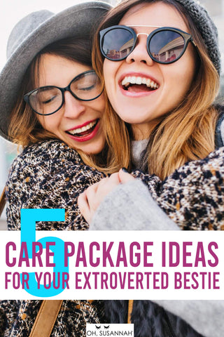 5 care package ideas for your best friend