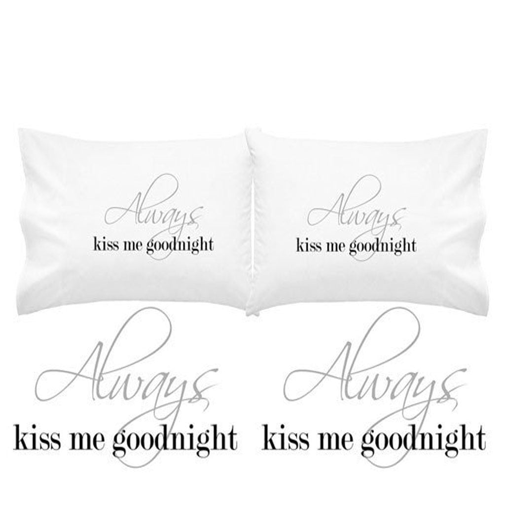 pillowcase always couple pin pillows right hers mrs hand cases and pillowcases pillow mr painted his