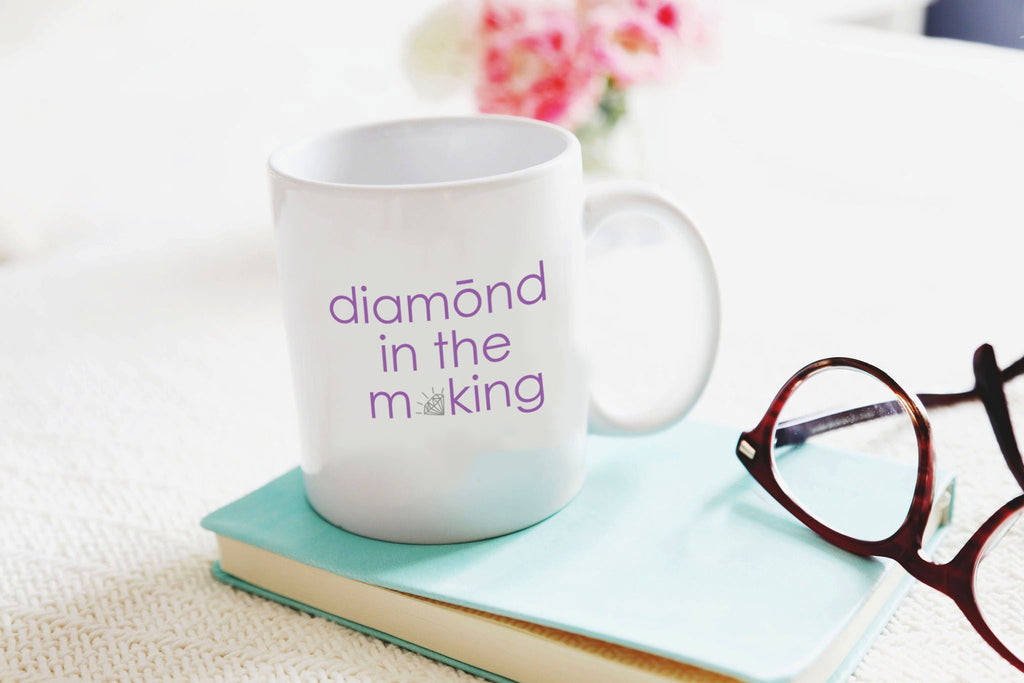 Diamond in the Making Mug