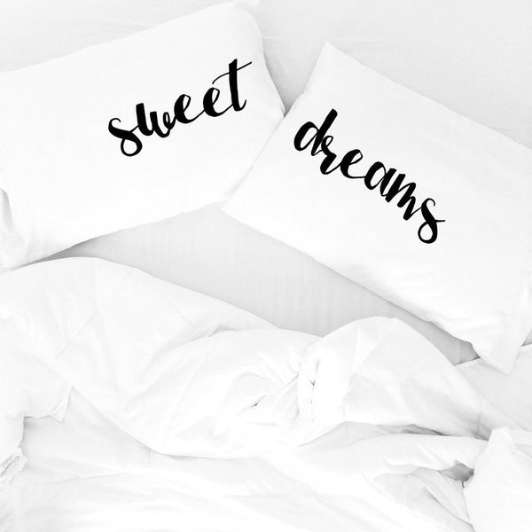 Sweet Dreams Pillowcase Set