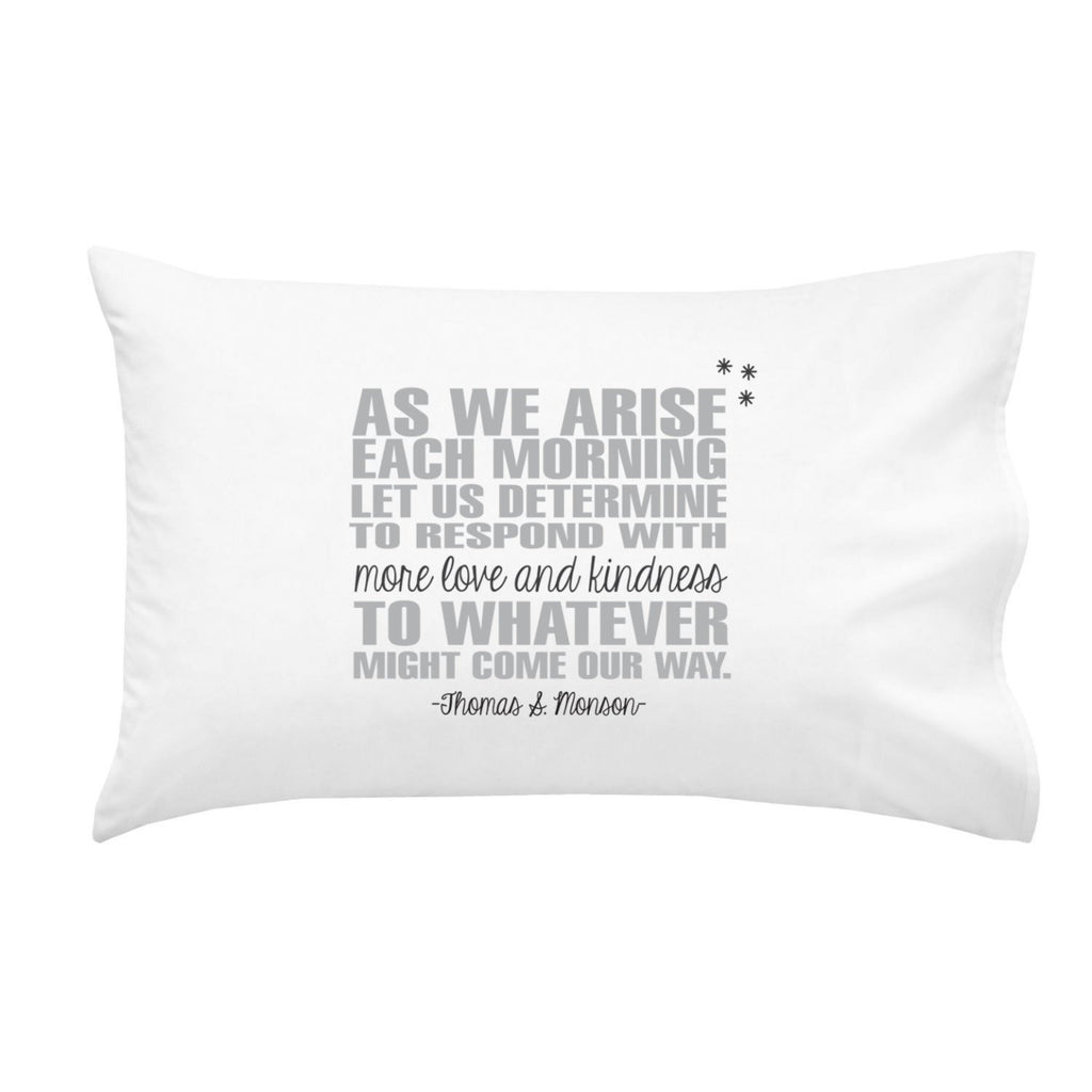 LDS Missionary Gift Missionary Pillow Case MORE COLORS