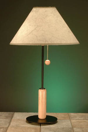 Scandinavian Maple  Lamp 1101