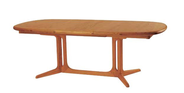 Teak Dining Table 2056 By Sun Cabinet