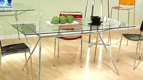 Atos Dining Table by Eurostyle