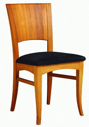 Solid Teak Chair 1009 by Sun Cabinet