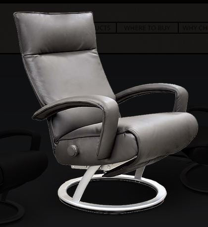 Gaga Recliner from Lafer. Was $2099