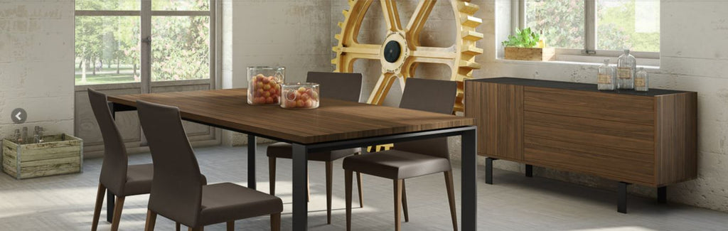 Dhabi Dining Table by Mobican